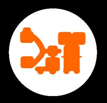 c-arm-system-orange-circle-white