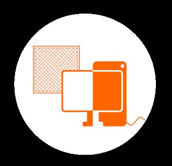 x-ray-digital-set-up-orange-circle-white